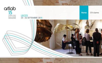 A Lecce per ArtLab 2015